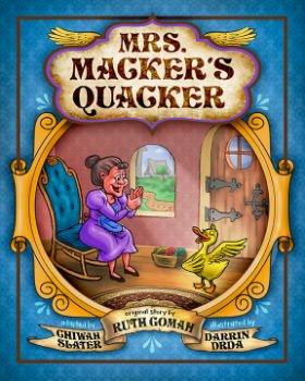 Mrs Macker's Quacker Cover Image